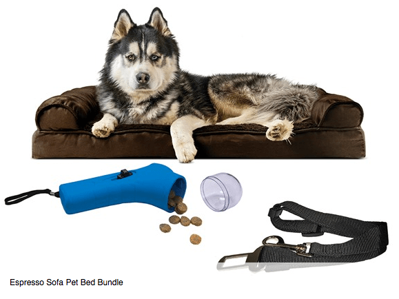 Furhaven Plush Sofa Pet Bed Bundles Starting At 16 99 Today Only