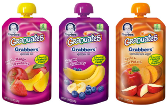 New Gerber Baby Food Coupons Walmart Deal My Dallas Mommy
