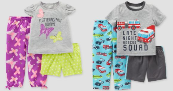 e18c84fd4 Target~ 3-Piece Just One You by Carter's Pajama Sets For $5.98 (Reg $12)