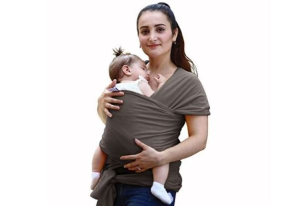 Natural Cotton Baby Wrap Carrier Sling 20 99 Retail 69 99 My