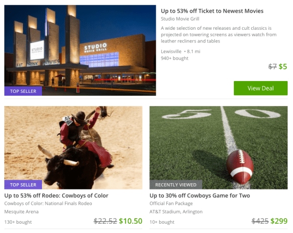 Groupon Local Deals~ Extra 20% Off Today Only - My DFW Mommy
