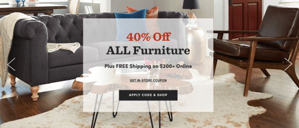 Cost Plus World Market 40 Off Furniture My Dfw Mommy