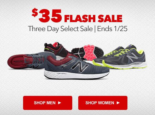 new balance january sale