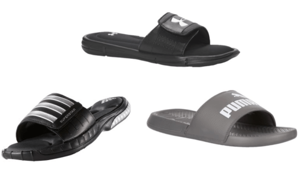 the best attitude 61ddd 11738 Slides Starting at $11.24 Each (Adidas, Nike, Puma & More ...