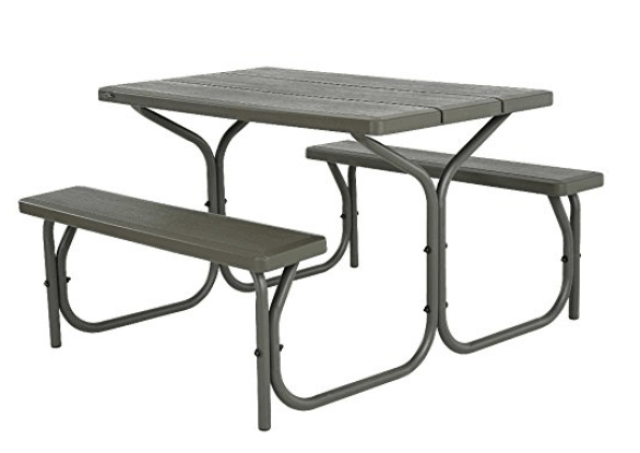 Lifetime Foot Picnic Table Only Shipped Reg My - 7 foot picnic table