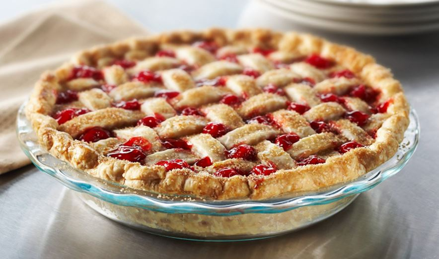For a limited time you can get this Pyrex 2-Pack Easy Grab Glass Pie Plate 9.5-Inch on sale for $8.49 as an add-on item (Retail $16.99). & Pyrex 2-Pack Easy Grab Glass Pie Plate $8.49 (Retail $16.99) - My ...