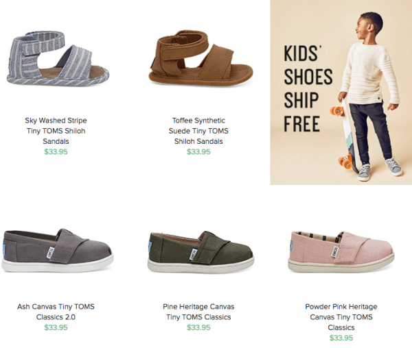 135e96915838 TOMS~ 30% Off Regular Priced Styles Today Only - My DFW Mommy