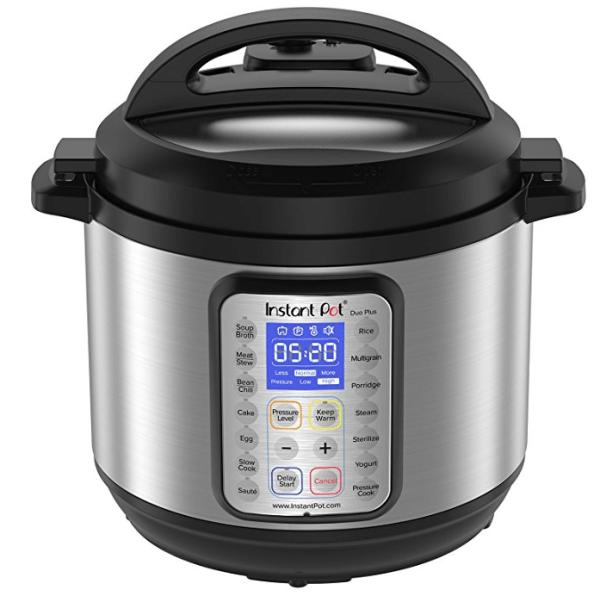 Amazon: Instant Pot DUO Plus 8-Quart Pressure Cooker Only