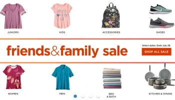 aef2fa737 Kohl's Tax Free Weekend~ Promo Codes + Under Armour, Nike & Converse ...