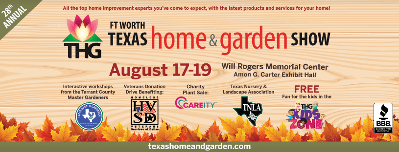 For Nearly Forty Years, The Texas Home U0026 Garden Show Has Been Gathering  Dozens Of Home And Garden Professionals To Help Attendees Explore All Their  ...