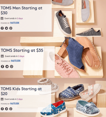 fd7ae1920 Up to 67% Off Toms Kids Shoes at Nordstrom Rack - My DFW Mommy