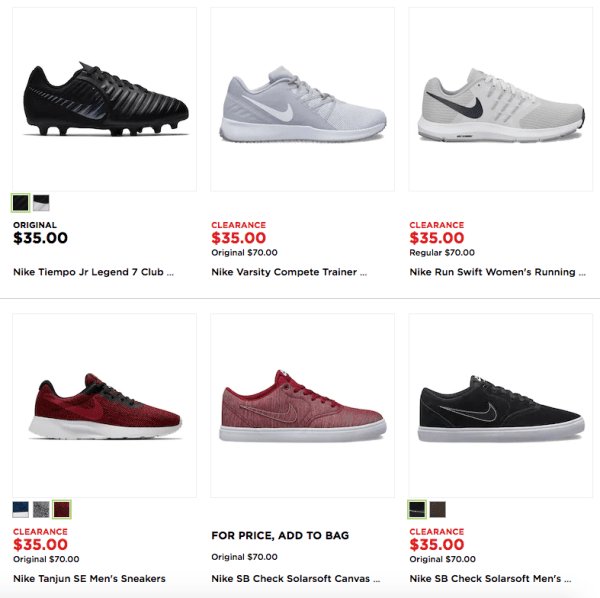 ae243848d2d Great Deals on Nike Shoes For the Whole Family at Kohl's - My DFW Mommy