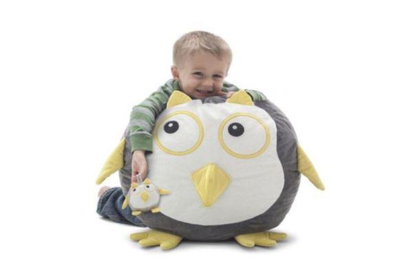Big Joe Bagimal With Lil Buddy Bean Bag Chair Unicorn Owl More