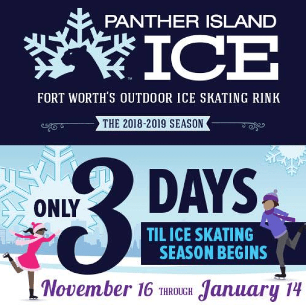 Panther island ice coupons