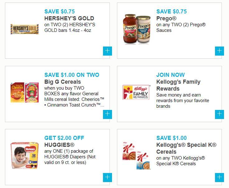 photo regarding Printable Cereal Coupons known as Refreshing Printable Coupon codes Hersheys, Kelloggs Cereal, Gerber