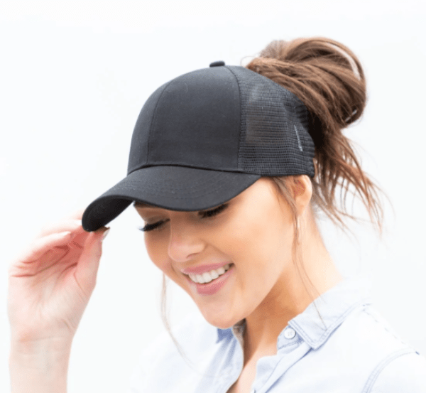The baseball hat just got a MAJOR upgrade! Don t miss out on our  bestselling C.C brand top knot trucker hats for just  14.99! All the  function of a regular ... 37a2d4a2658