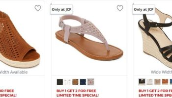 0ffe6a201fc4 JCPenney   0.80 Flip-Flops Friday April 12th - My DFW Mommy