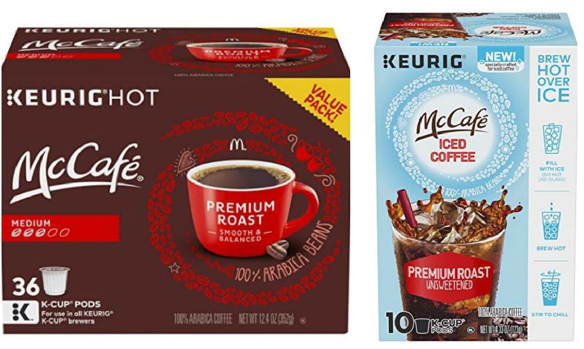 Mccafe K Cups And Coffee Up To 35 Off My Dfw Mommy