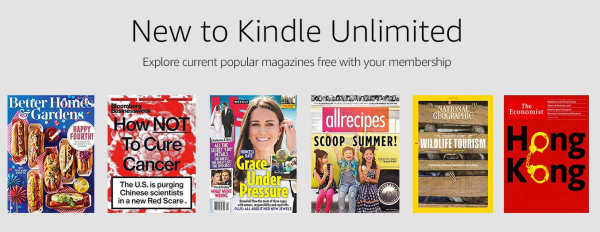 FREE Kindle Unlimited 3-Month Subscription - My DFW Mommy