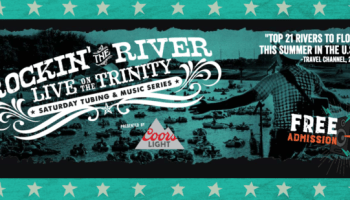 Rockin' the River @ Panther Island Pavilion This Saturday