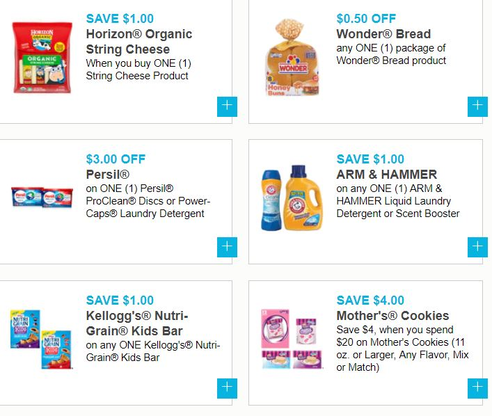 image about Sargento Printable Coupon named Contemporary Printable Discount coupons - Sargento, Kelloggs, Arm Hammer +