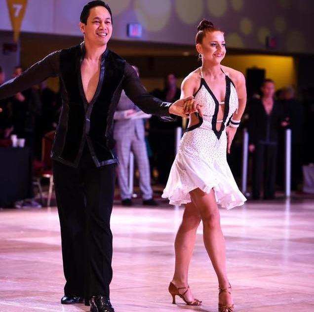 National Ballroom Dance Week is here!