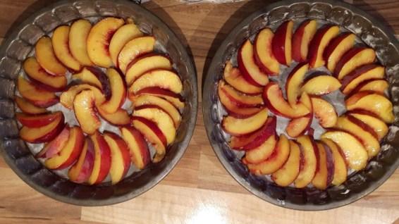 Peach and nectarine design