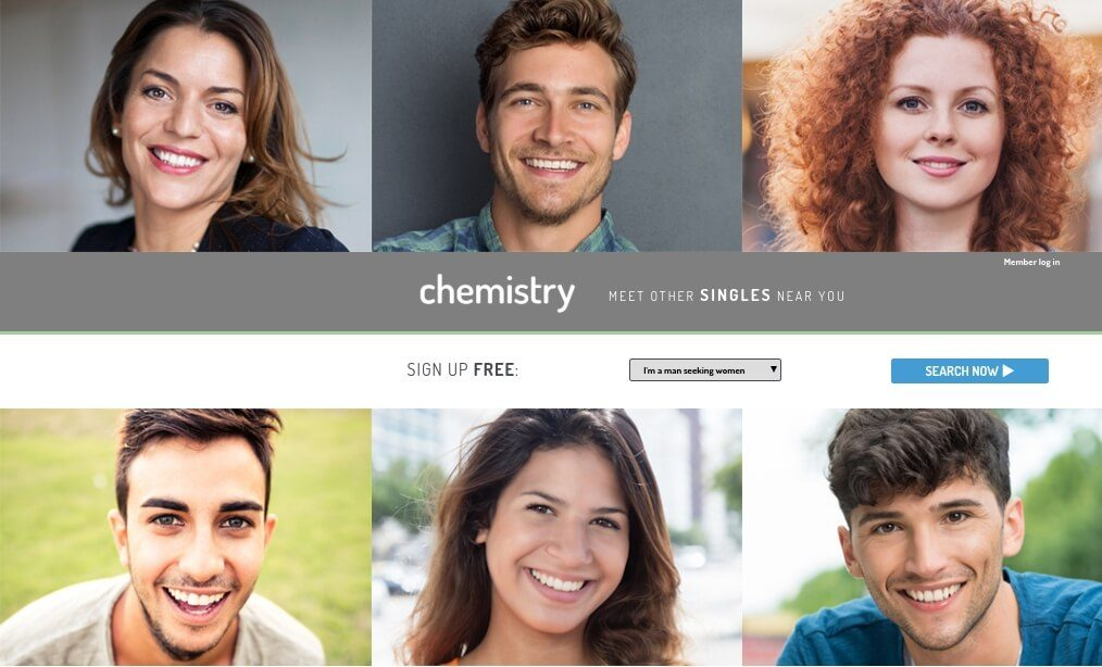 Chemistry.com dating website review