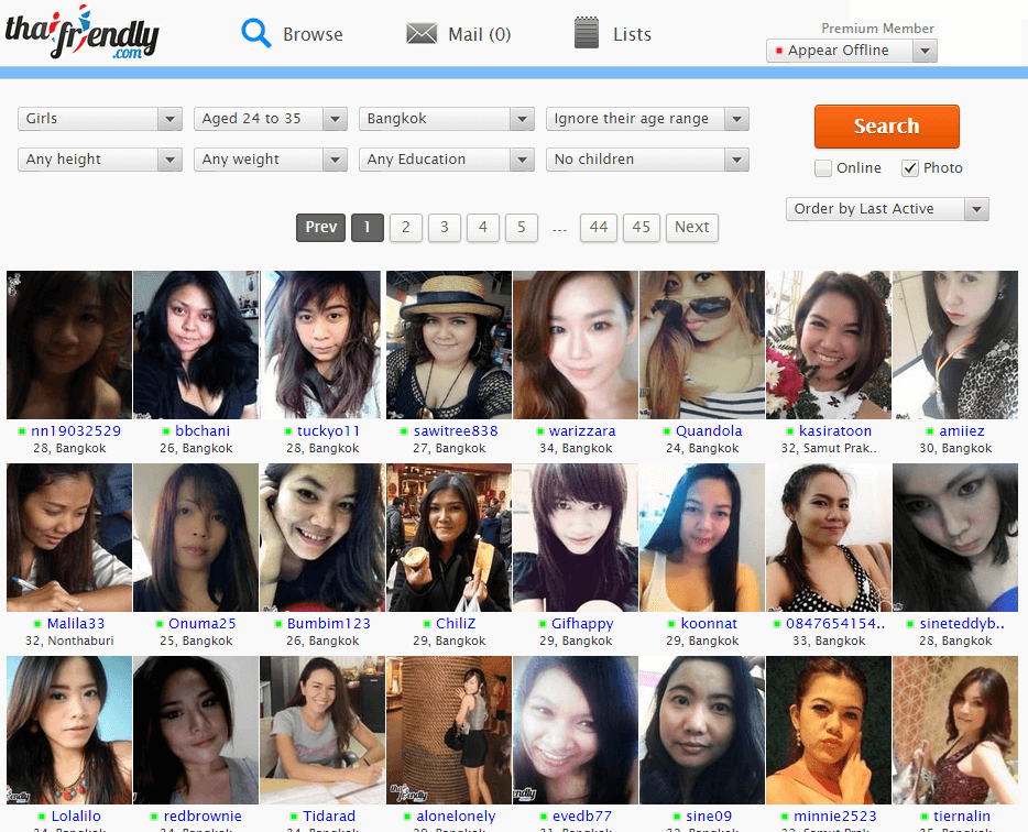 thai friendly dating website review