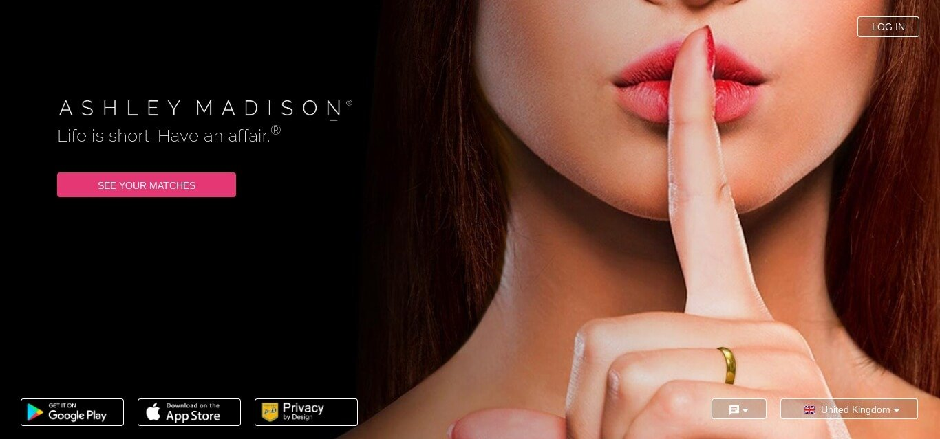 ashley madison website review