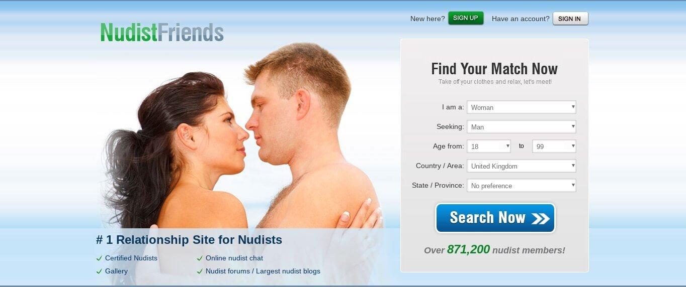 nudistfriends.com dating website
