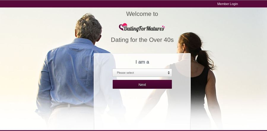 dating for matures site review