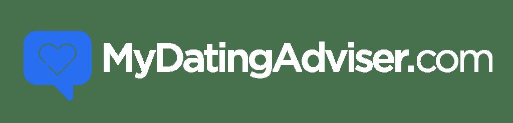 mydatingadviser.com logo white