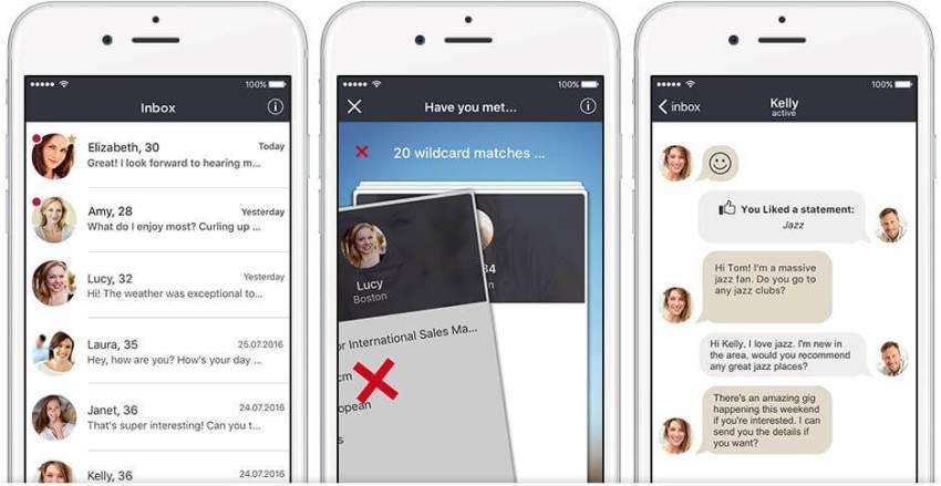 elite singles app inbox