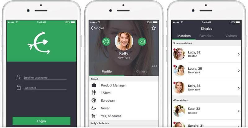 elitesingles mobile app