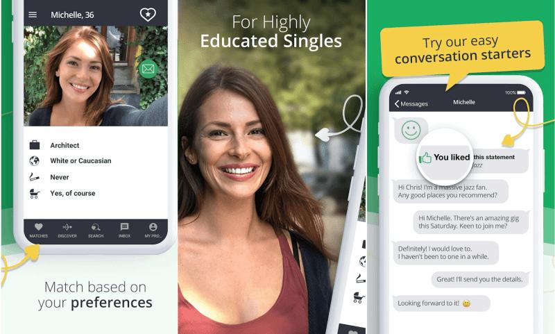 elitesingles app professional singles