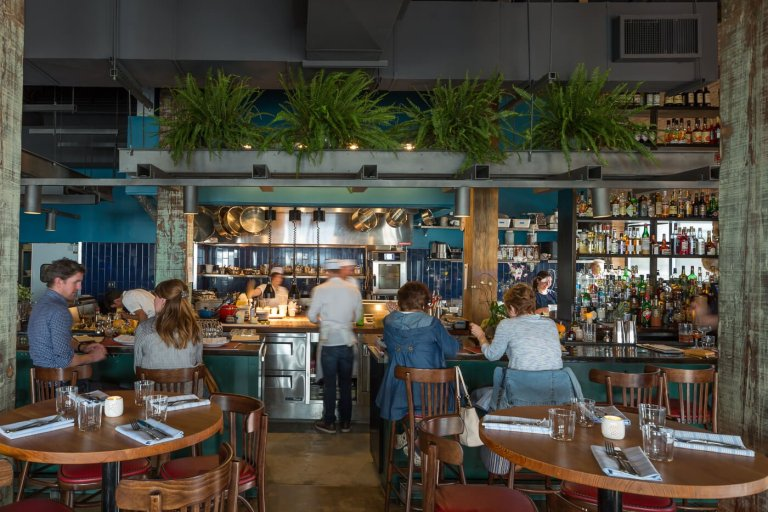 Bywater American Bistro, New Orleans, Louisiana