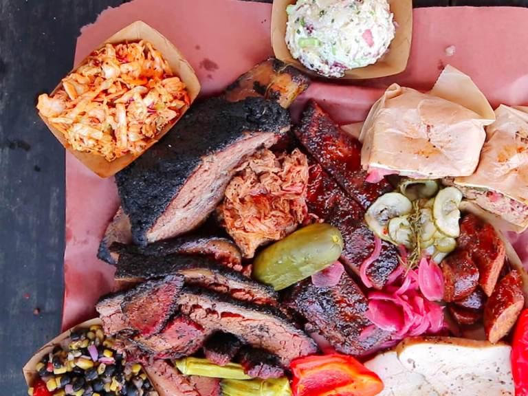 La Barbecue, Austin, Texas