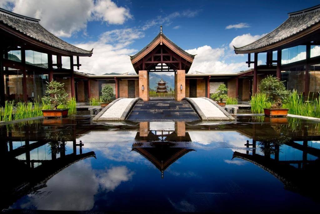 Banyan Tree LIjang Hotel, China