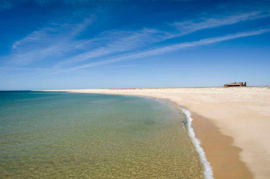 Ilha Deserta, Faro, Algarve, Portugal