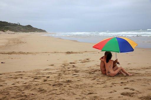 Mpenjati Beach, South Africa