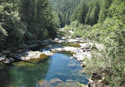 Washougal River, Washington, State, USA