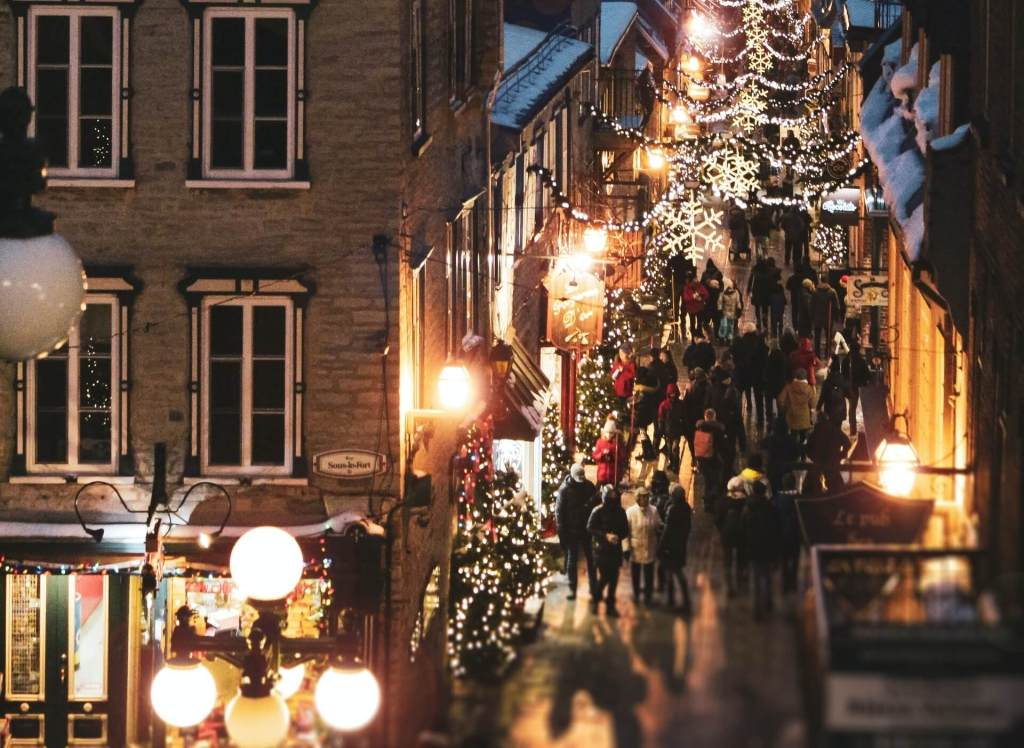 best christmas towns in the USA