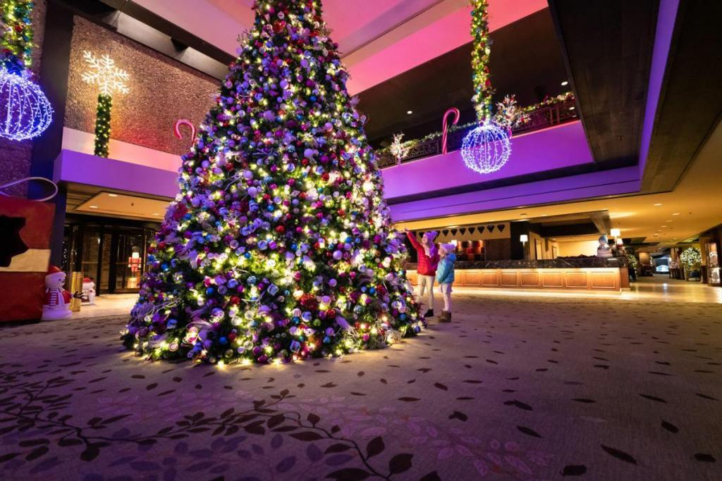 lake geneva wisconsin christmas lights