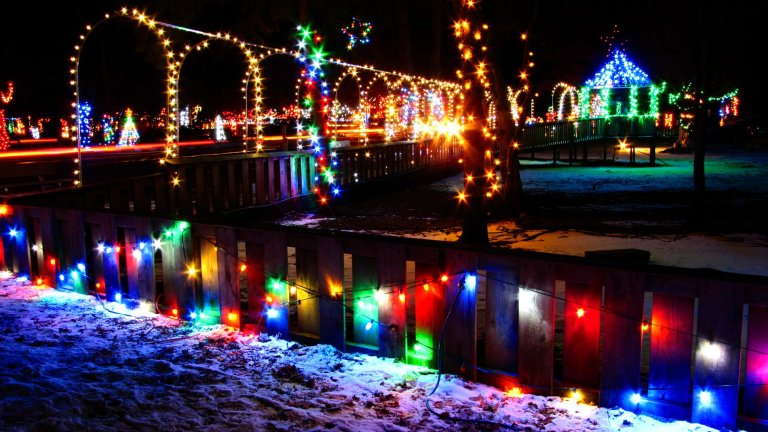 lake geneva wisconsin grand geneva lights