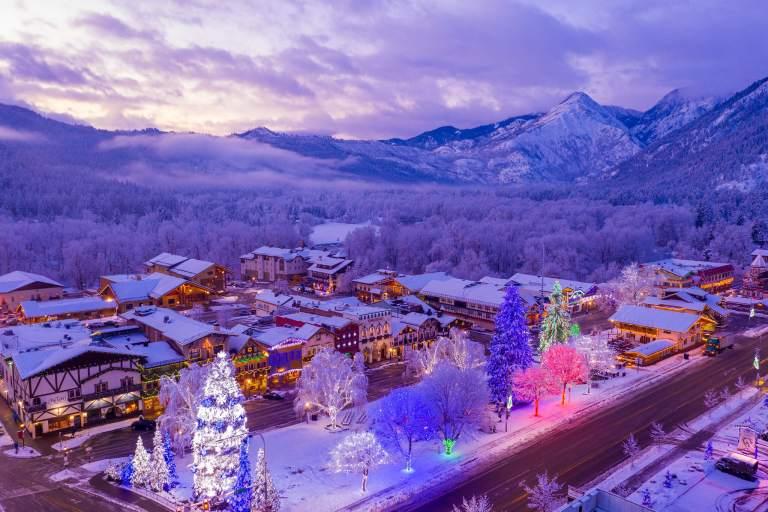 leavenworth washington christmas