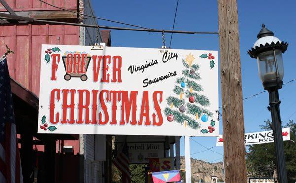 virginia city nevada forever christmas