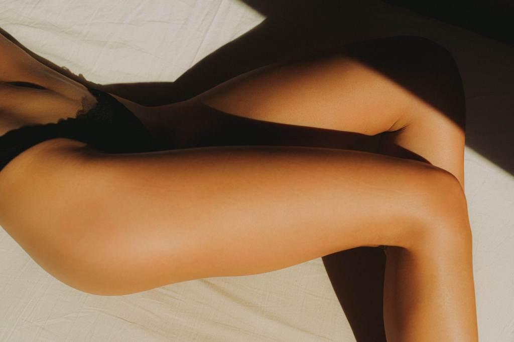 woman legs sexual