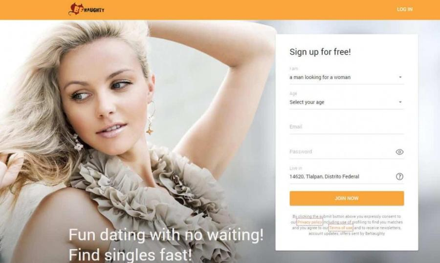 BeNaughty Dating Website Review