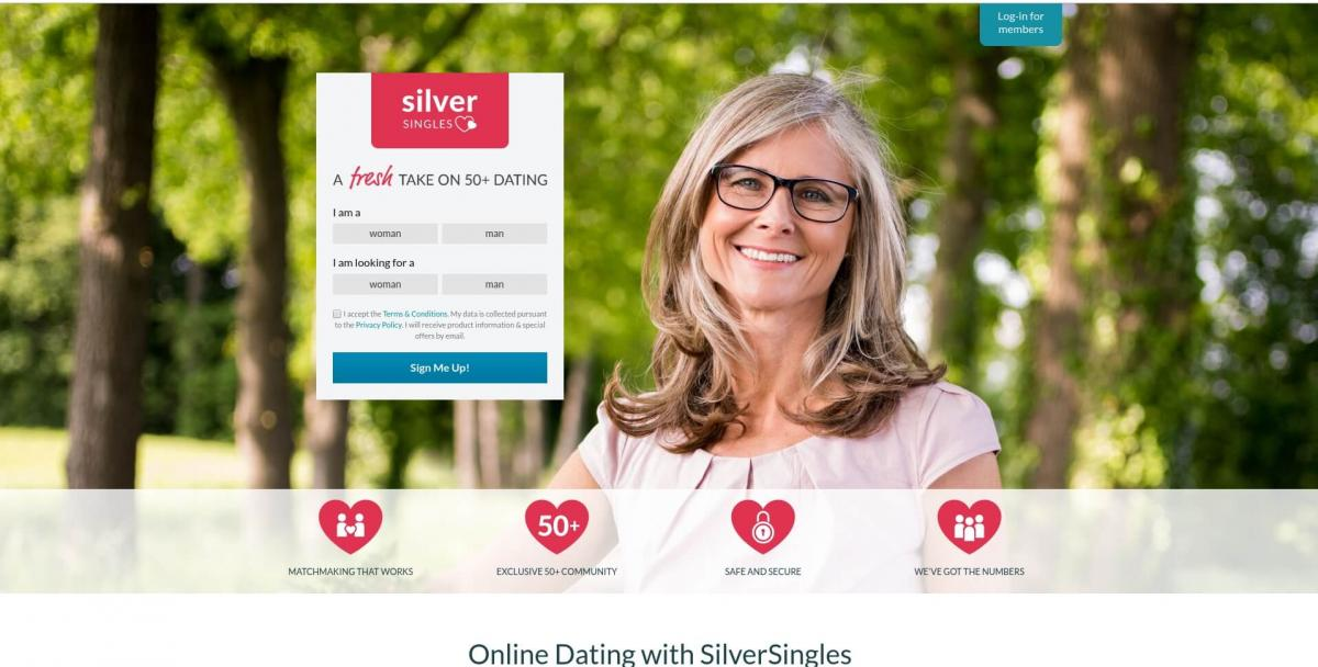 Silver Singles Dating Site)